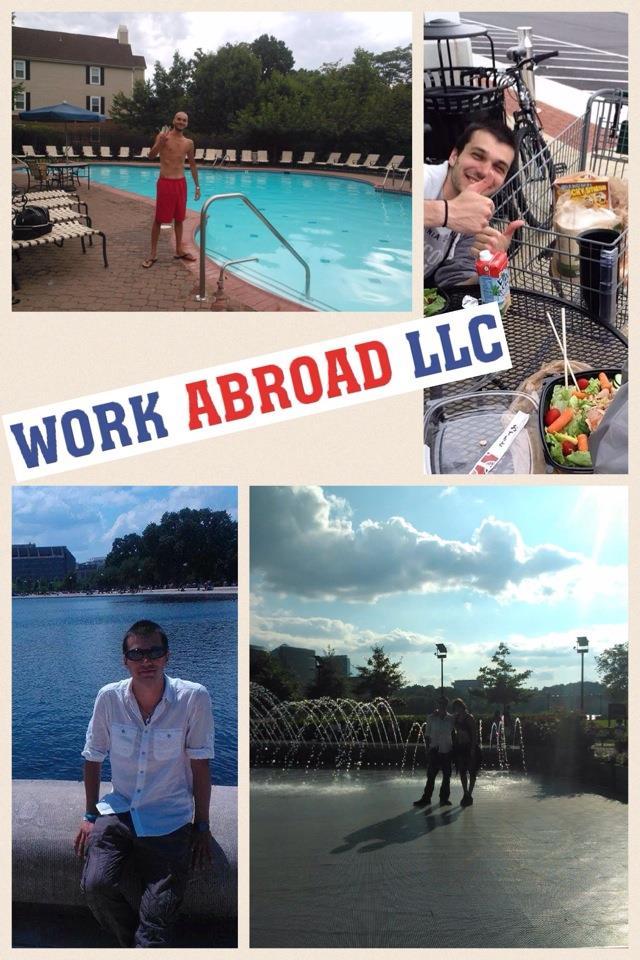 Работа в Америка