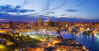 Мериленд - Работа като спасител в САЩ