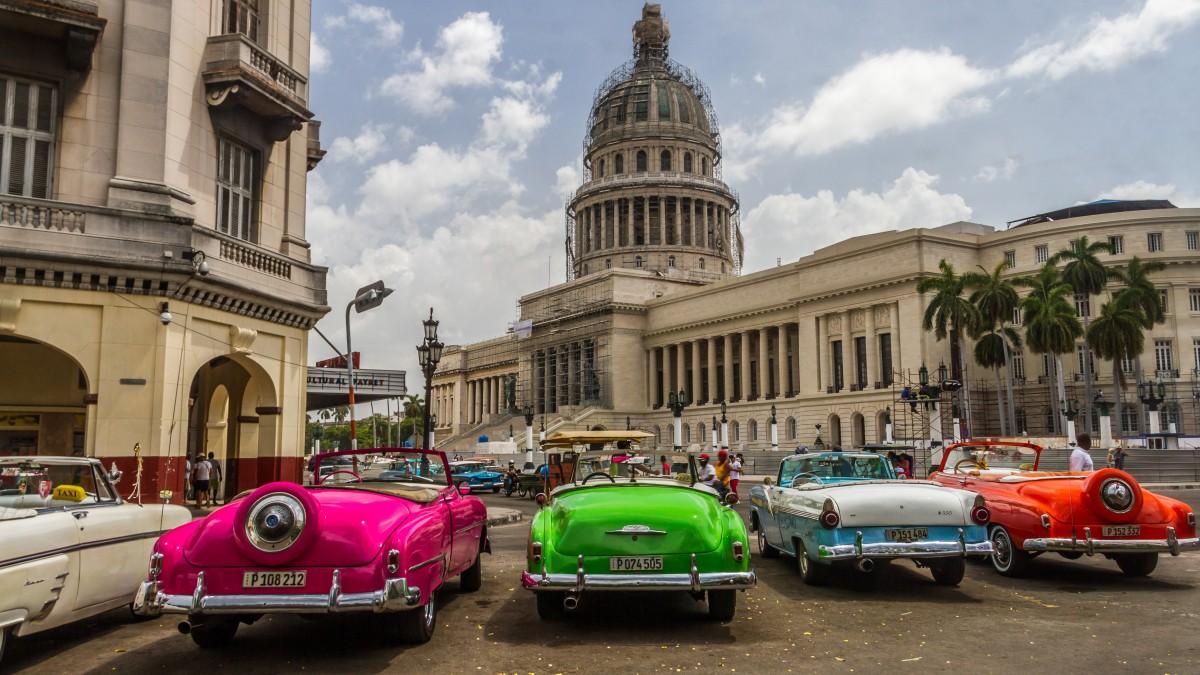 Гавана – столица Острова Свободы и родина знаменитых сигар.