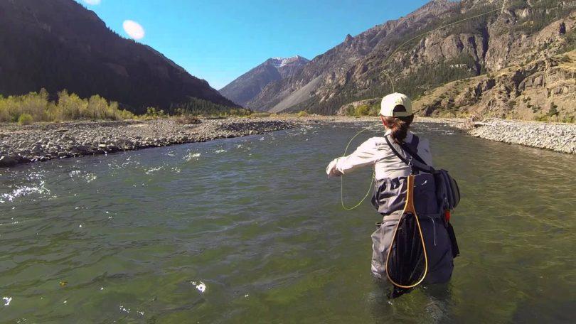 Fishing spot -